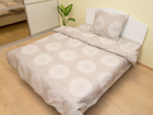 Pussilakana FLANELL GREY 200x210 cm AN-102068