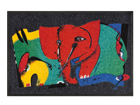 Matto REFRESHING ELEPHANTS 50x75 cm A5-110481