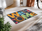 Matto WELCOME LETTERS 50x75 cm A5-111644