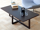 Sohvapöytä BEXLEYHEATH COFFEE TABLE 115x60 cm WO-112880