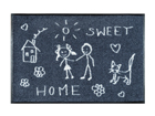 Matto SWEET HOME 50x75 cm A5-117119