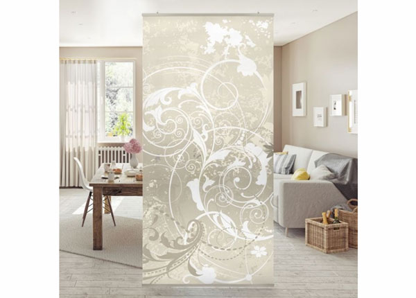 Paneeliverho PEARL ORNAMENT DESIGN 250x120 cm ED-141204