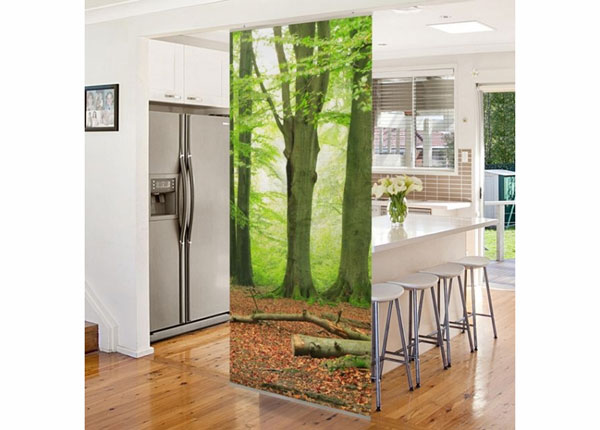Paneeliverho MIGHTY BEECH TREES 250x120 cm ED-141217