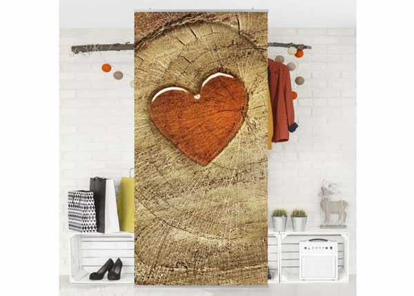 Paneeliverho NATURAL LOVE 250x120 cm ED-141225
