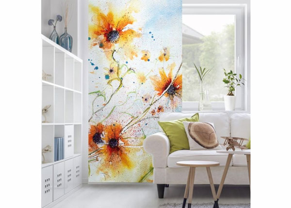 Paneeliverho PAINTED FLOWERS ED-141254