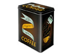 Peltipurkki LIFE BEGINS AFTER COFFEE 3 L SG-68133