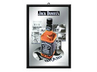 Retrotyylinen mainospeili JACK DANIELS PULLO SG-68172
