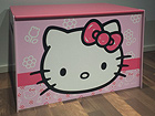 Lelulaatikko HELLO KITTY TS-70592
