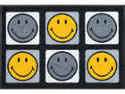 Matto SMILEY 6 50x75 cm A5-75126