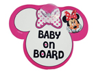 Merkki MINNI BABY ON BOARD UP-80797