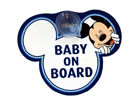Merkki MICKEY BABY ON BOARD UP-80798