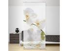 Paneeliverho WHITE ORCHID WATERS ED-81340