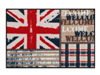 Matto UNION JACK PATCHWORK 50x75 cm A5-84298