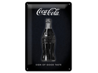 Retro metallijulisteCOCA-COLA SIGN OF GOOD TASTE 20x30 cm SG-84333