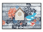 Matto BIRDIES HOUSE 50x75 cm A5-86971