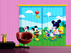 Verho DISNEY MICKEY AND FRIENDS 280x245 cm ED-87002