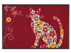 Matto FLOWER CAT 50x75 cm A5-87157