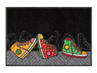 Matto HAPPY SNEAKERS 50x75 cm A5-87166