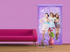 Fotoverho DISNEY VIOLETTA AND FRIENDS 140x245 cm ED-87200