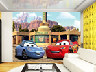 Kuvatapetti DISNEY McQUEEN AND SALLY 360x254 cm ED-87999