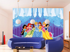 Kuvatapetti DISNEY PRINCESSES AND THE CASTLE 360x254 cm ED-88011