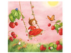 Kuvatapetti STRAWBERRY FAIRY 300x280 cm ED-89200