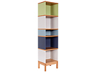 Kirjahylly ABBEY WOOD NARROW BOOKCASE WO-89750