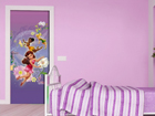Fleece kuvatapetti DISNEY FAIRIES 90x202 cm ED-91051