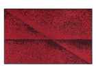 Matto RED SHADOW 75x120 cm A5-91520