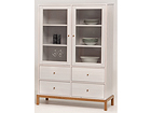 Vitriinikaappi RELY HIGHBOARD GLASS DOORS WO-92535