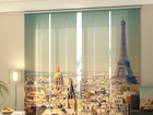 Läpinäkyvä paneeliverho MORNING IN PARIS 240x240 cm ED-97709