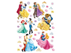 Seinätarra DISNEY PRINCESSES AND PRINCES 65x85 cm ED-98818