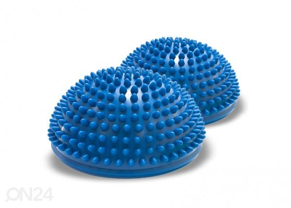 Taspaino puolipallo, 2 kpl