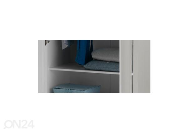 Lisähylly 2-oviseen vaatekaappiin LEWIS