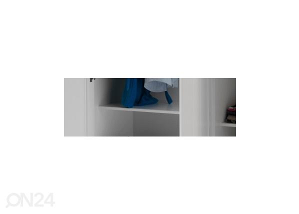 Lisähylly 3-oviseen vaatekaappiin LEWIS