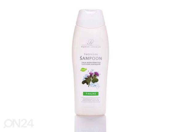 Vahvistava shampoo ORTO PUHDAS LUONTO 250 ml