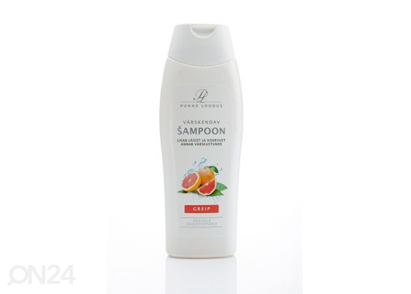 Raikastava shampoo ORTO PUHDAS LUONTO 250 ml