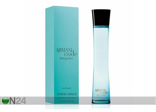 Giorgio Armani Code Turquoise EDF 75ml