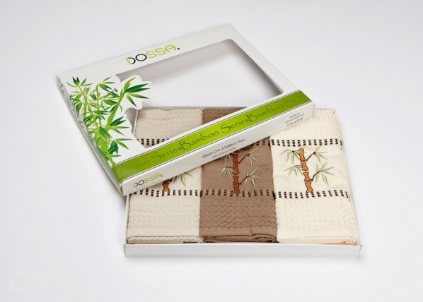 Bambu keittiöpyyhe 45x65 cm
