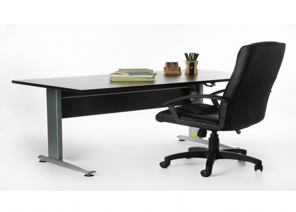 Sähkösäädettävä työpöytä 160×80 cm