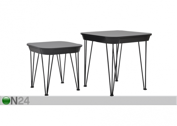 Apupöytä ESTER, 2 kpl