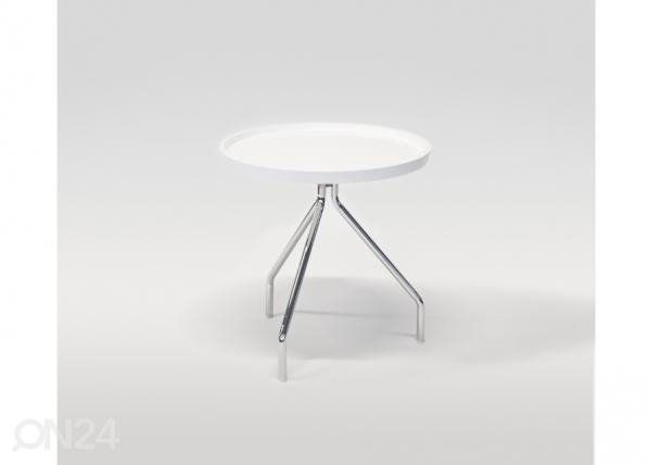 Apupöytä TRAY Ø50 cm