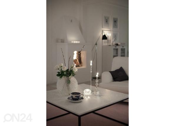 Marmorinen sohvapöytä ACCENT 75x75 cm