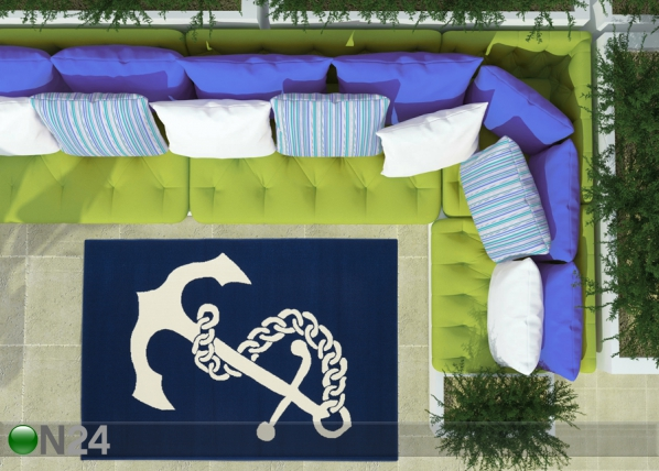 Matto ANCHOR 160x230 cm