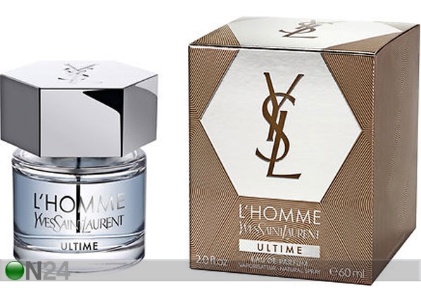 Yves Saint Laurent L´Homme Ultime EDP 60ml