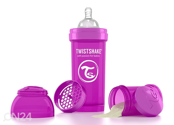 Tuttipullo TWISTSHAKE 260ml