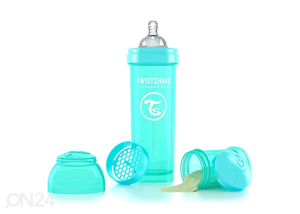 Tuttipullo TWISTSHAKE 330ml