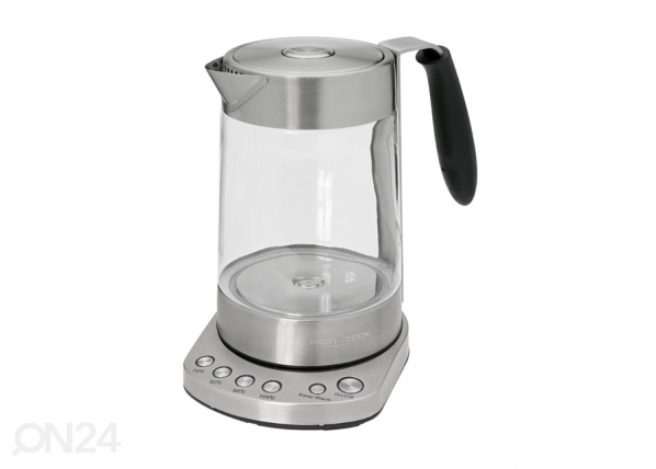 Tee-ja vedenkeitin ProfiCook 1,7 L GR-106856 - ON24 Sisustustavaratalo