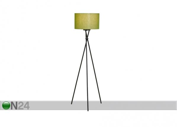 Lattiavalaisin TRIX BLACK Ø40 cm