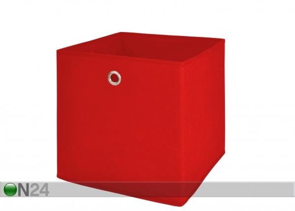 Laatikko ALFA 1, punainen